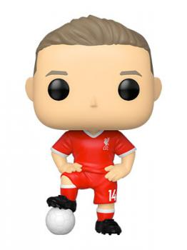 Soccer Stars POP! Vinyl Figure - Jordan Henderson (Liverpool)