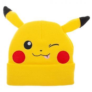 Pokemon Beanie - Pikachu Wink
