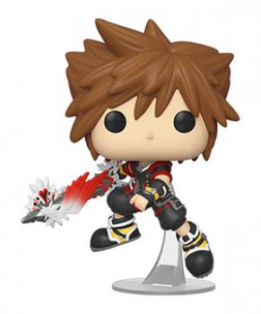 Kingdom Hearts 3 POP! Vinyl Figure - Sora w/ Ultima Weapon
