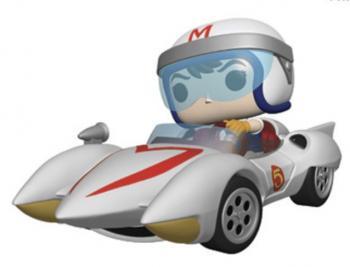 Speed Racer POP! Rides Vinyl Figure - Speed w/ Mach 5