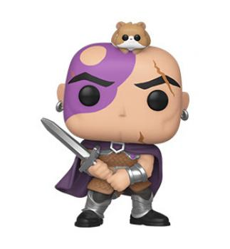Dungeons & Dragons POP! Vinyl Figure - Minsc & Boo