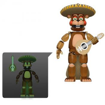 Five Nights At Freddy's Action Figure - El Chip (TRL) (GITD)