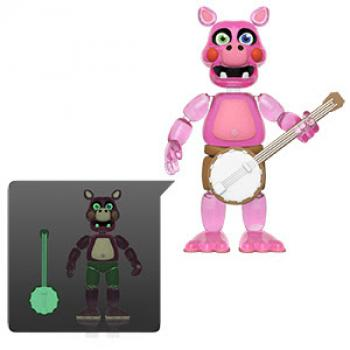 Five Nights At Freddy's Action Figure - Pigpatch (TRL) (GITD)