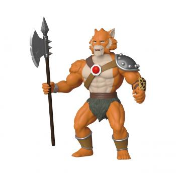 Thundercats World Action Figure - Jackalman Savage
