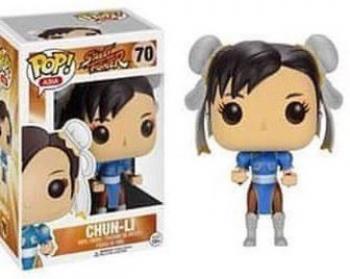 POP Asia Street Fighter POP! Vinyl Figure - Chun-Li
