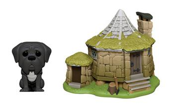 Harry Potter POP! Town Figure - Hagrid's Hut w/ Fang