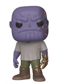 Avengers Endgame POP! Vinyl Figure - Thanos (Casual) w/ Gauntlet