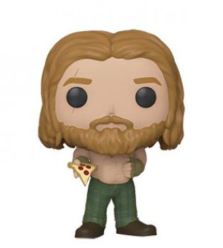 Avengers Endgame POP! Vinyl Figure - Thor w/ Pizza
