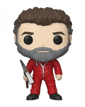 Money Heist POP! Vinyl Figure - Moscu (La Casa De Papel)
