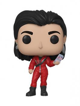 Money Heist POP! Vinyl Figure - Nairobi (La Casa De Papel)