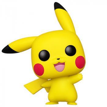 Pokemon POP! Vinyl Figure - Pikachu