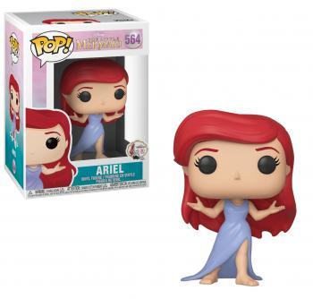Little Mermaid POP! Vinyl Figure - Ariel (Purple Dress) (Disney)