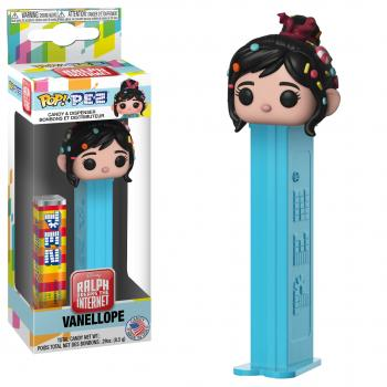 Wreck It Ralph POP! Pez - Vanellope (Disney)