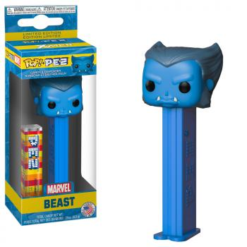 X-Men POP! Pez - Beast (Marvel)