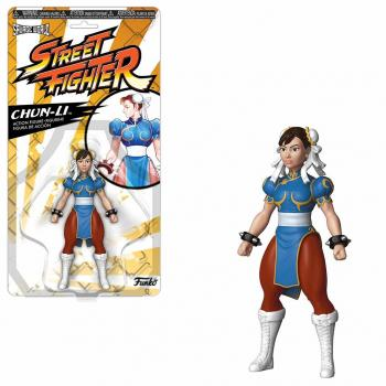 Street Fighter Savage World Action Figure - Chun-Li