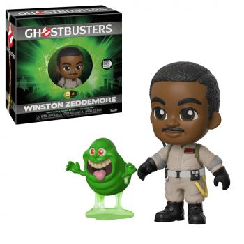 Ghostbusters 5 Star Action Figure - Winston Zeddemore