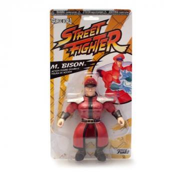 Street Fighter Savage World Action Figure - M. Bison