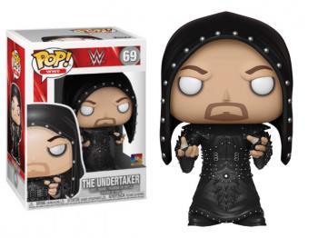 WWE POP! Vinyl Figure - Undertaker (Hooded)