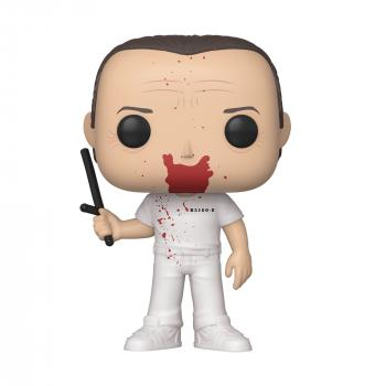 Silence of the Lambs POP! Vinyl Figure - Hannibal (Bloody)