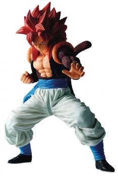 Dragon Ball Heroes Ichiban Figure - Super Saiyan 4 Gogeta