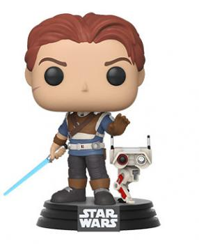 Star Wars: Jedi Fallen Order POP! Vinyl Figure - Cal Kestis Jedi