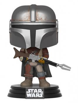 Star Wars: Mandalorian POP! Vinyl Figure - The Mandalorian