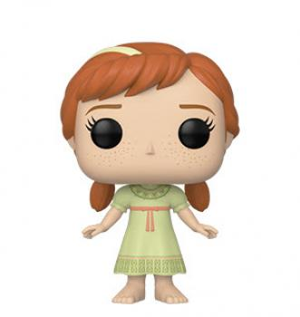 Frozen 2 POP! Vinyl Figure - Anna (Young) (Disney)