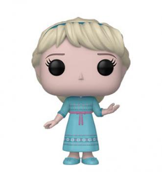Frozen 2 POP! Vinyl Figure - Elsa (Young) (Disney)