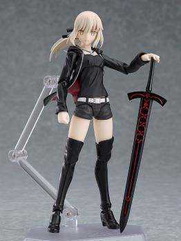Fate/Grand Order Figma Action Figure - Saber/Altria Pendragon (Alter) Shinjuku Ver.