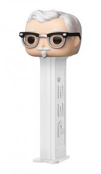 Ad Icons POP! Pez - KFC Colonel Sanders