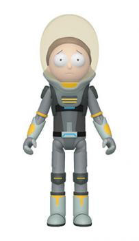 Rick and Morty Action Figure - Morty (Space Suit)
