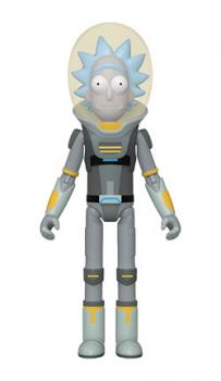Rick and Morty Action Figure - Rick (Space Suit)