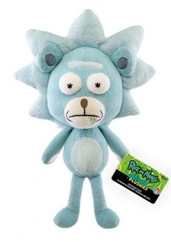Rick and Morty Plushies - Teddy Rick Galactic