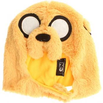 Adventure Time Beanie - Jake Mascot Knit