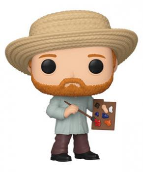 History Icons POP! Vinyl Figure - Vincent van Gogh