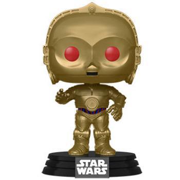 Star Wars: Rise of Skywalker POP! Vinyl Figure -  - C-3PO (Red Eyes)