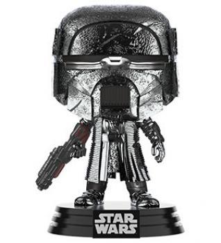 Star Wars: Rise of Skywalker POP! Vinyl Figure - Blaster Knights of Ren (Chrome)