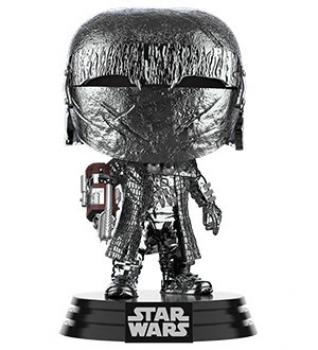Star Wars: Rise of Skywalker POP! Vinyl Figure - Cannon Knights of Ren (Chrome)