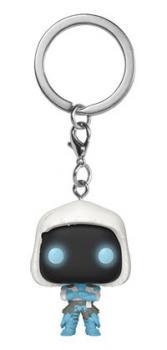 Fortnite Pocket POP! Key Chain - Frozen Raven