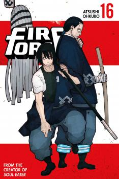 Fire Force Manga Vol.  16