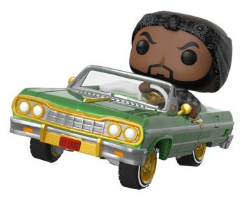 Pop Rocks POP! Rides Vinyl Figure - Ice Cube in Impala