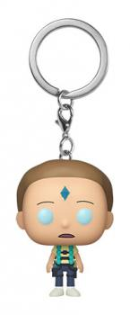 Rick and Morty Pocket POP! Key Chain - Floating Death Crystal Morty