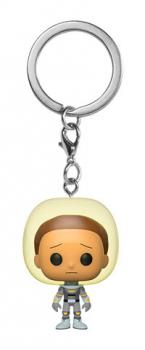 Rick and Morty Pocket POP! Key Chain - Morty Space Suit