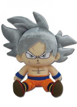 Dragon Ball Super 7'' Plush - Ultra Instinct Goku Sitting
