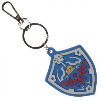 Zelda Key Chain - Hylian Shield