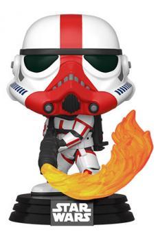 Star Wars: Mandalorian POP! Vinyl Figure - Stromtrooper (Incinerator)