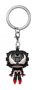 Venom Pocket POP! Key Chain - Iron Man (Marvel)