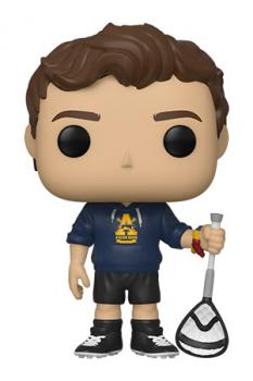 To All the Boys POP! Vinyl Figure - Peter w/Scrunchie