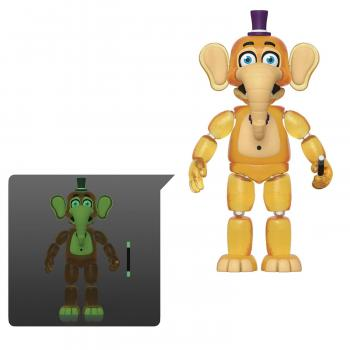Five Nights At Freddy's Action Figure - Orville Elephant (TRL) (GITD)