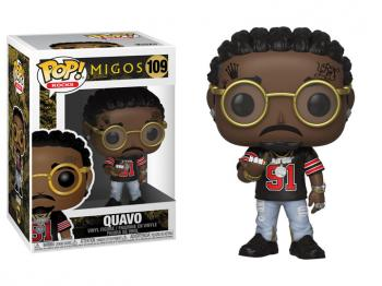 Pop Rocks Migos POP! Vinyl Figure - Quavo
